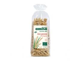 Penne din orez integral fara gluten bio, b_h