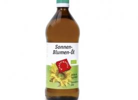 Ulei de floarea soarelui eco, 750 ml, presat la rece