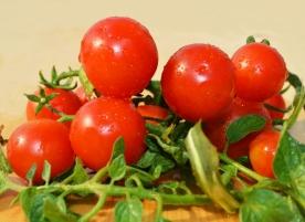 Rosii cherry bio 250g