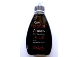 Sirop de agave raw eco