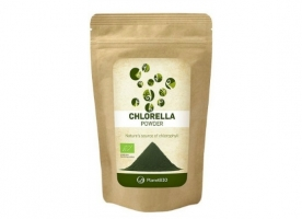 Chlorella pulbere organica