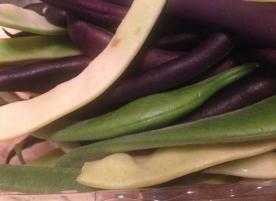 Fasole verde mix
