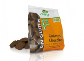 Fursecuri de ciocolata eco, fara gluten
