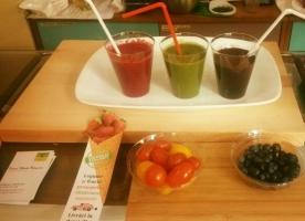 Pachet smoothie: frunze papadie, zmeura, capsuni, lucerna