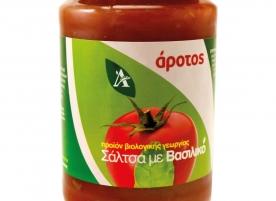Pasta de tomate eco, cu busuioc