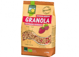 Granola bio cu zmeura si capsuni n_i