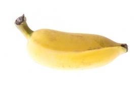 Banane coapte eco din  Creta, 500g