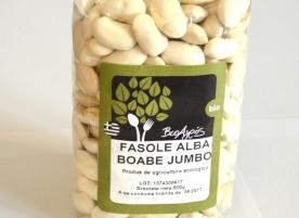 Fasole bio Jumbo, gi
