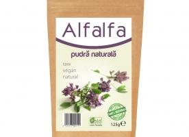 Alfalfa pulbere raw b_h
