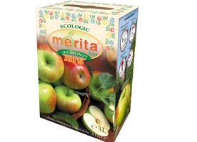 Suc de mere ecologic, 3 L