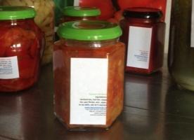 Zacusca traditionala