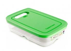 Vas Ventsmart cu capac verde, 1.8 litri